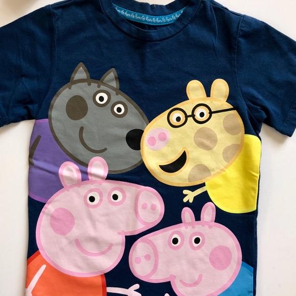 ec899a8d2eb Peppa Pig boys 3T T-shirt.